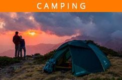 Camping en Pucon