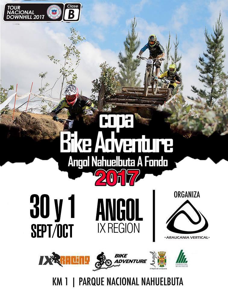 Copa Bike Adventure Angol 2017